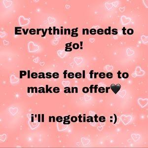 Other - make offers/bundles 4 major discounts!✨